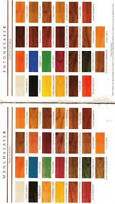 Muestrario de colores sayerlack mundo for Muestrario colores pintura