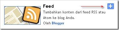 feed gadget