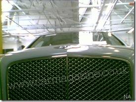 BentleyArnage2010spyphoto6