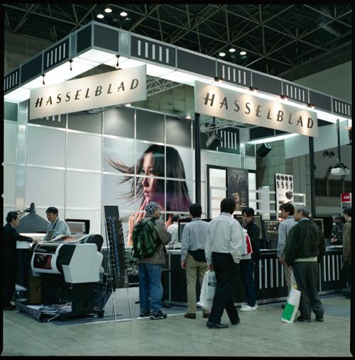 HASSELBLAD 503CW、Carl Zeiss Planar T* CFE 80mm F2.8、FUJICOLOR PRO800、スポット測光、手持ち