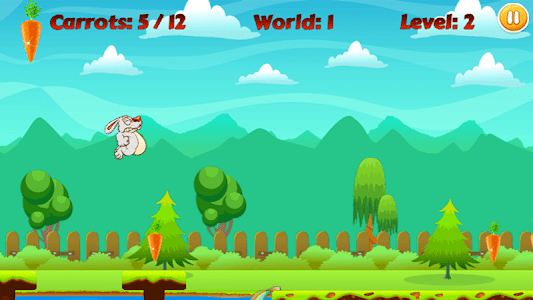 Bunny Run screenshot 1