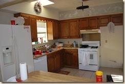 kitchen inprogress