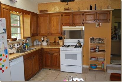 kitchen oven bigger view