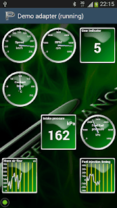 Performance screenshot 0