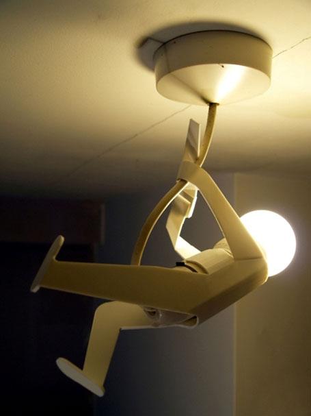 creative lamp design whaciendobuenasmigas