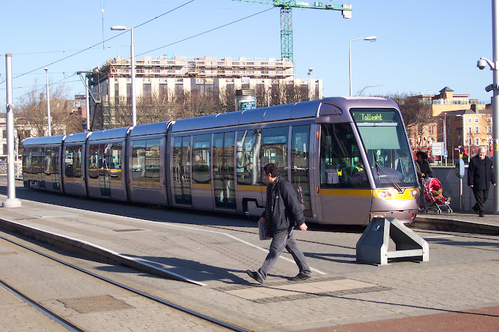 LUAS in Ireland
