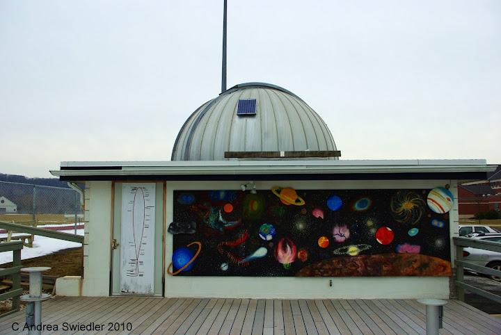 John J McCarthy Observatory New Milford CT