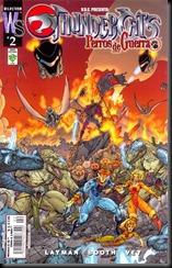 P00002 - Thundercats - Perros de Guerra #2
