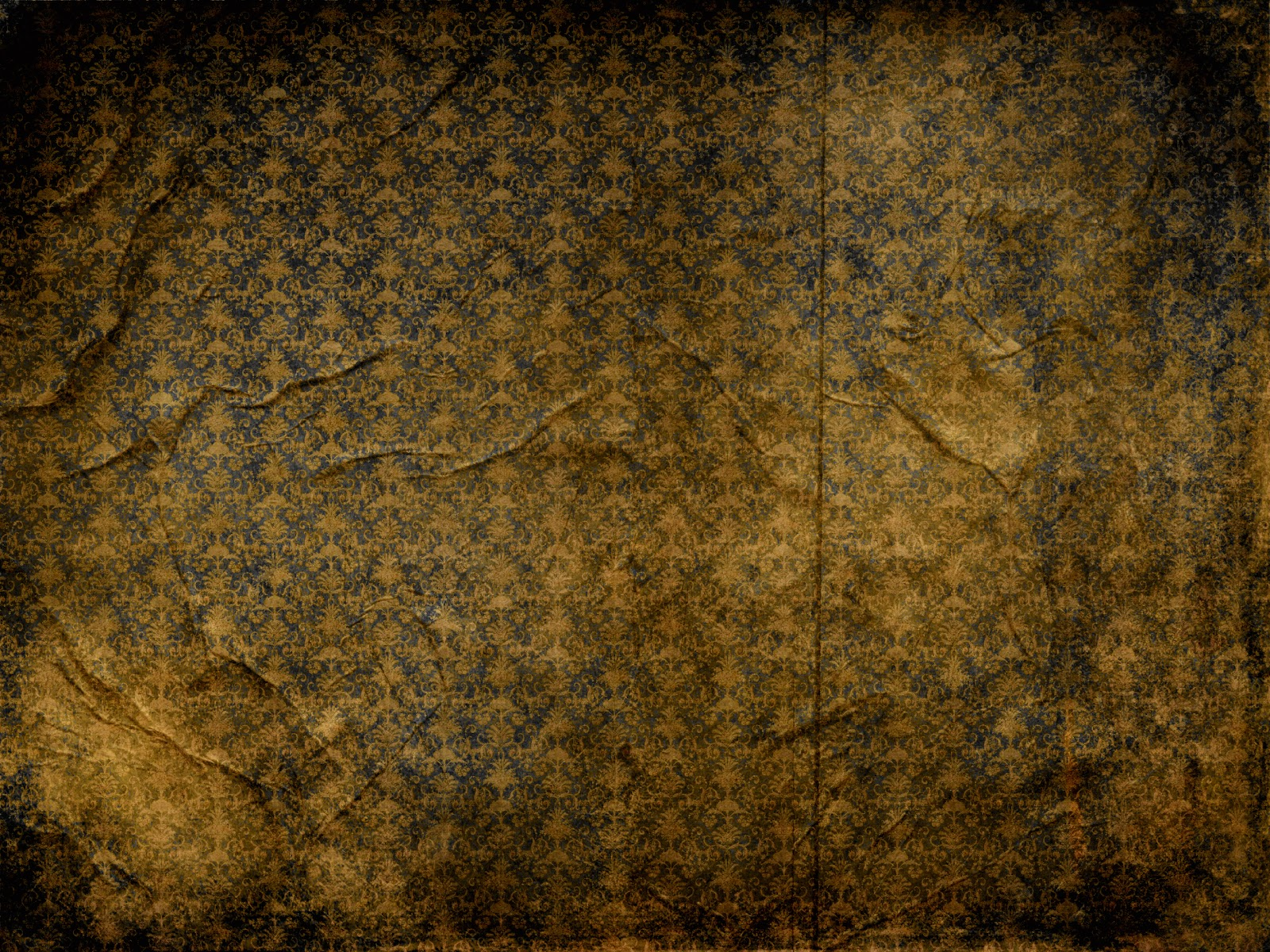 Abandoned Black-n-Gold Wallpaper ~ Download
