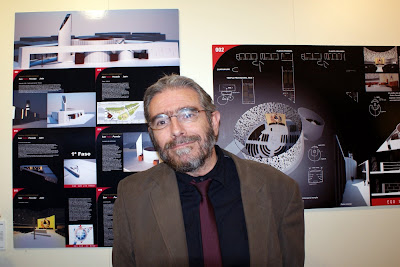 D. Juan María Moreno Seguí, ganador del Concurso de Ideas