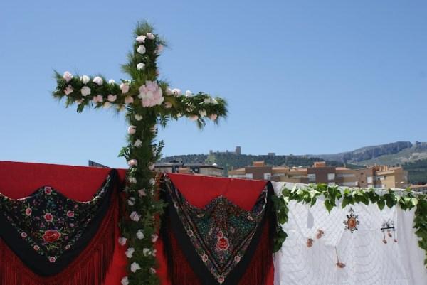 Cruz de Mayo de la Parroquia de San Pedro Poveda
