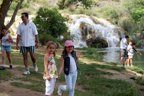 Excursión a las Lagunas de Ruidera (30 de mayo de 2009)