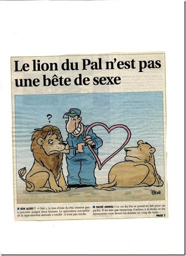 Le Lion 1