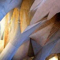 diseño-y-forma-de-bovedas Sagrada Familia en Barcelona
