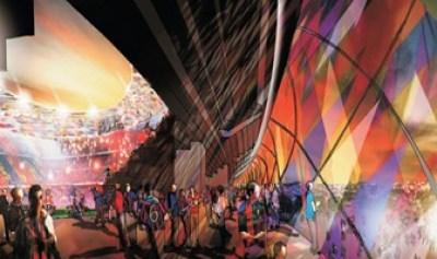 Remodelación y ampliación del estadio Camp Nou Norman Foster