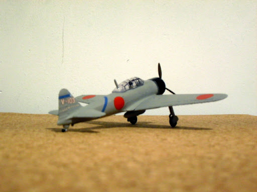 My Mitsubishi Zero model