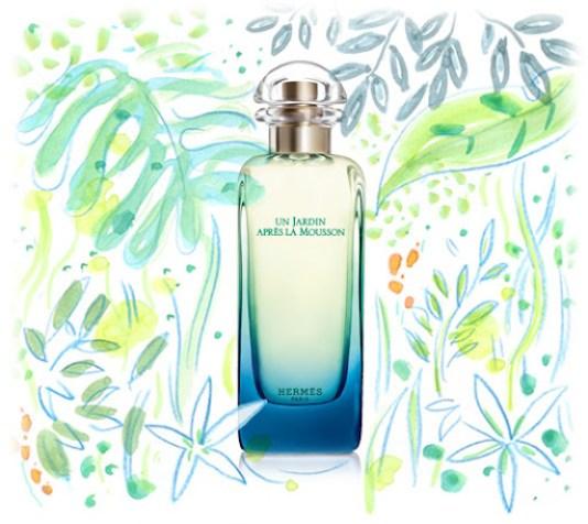 Parfum : Hermès Un Jardin Après La Mousson