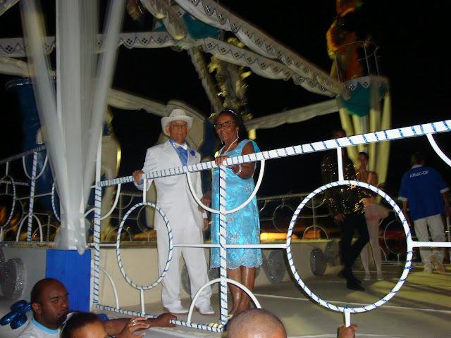Dudu e Dna Nair de destaque na ARUC 2009