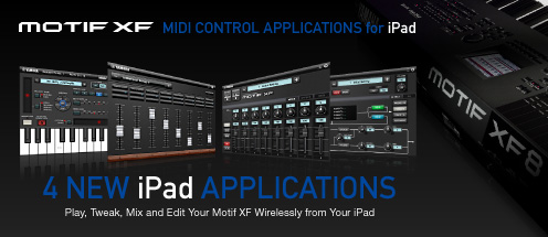 ipad midi control applications for yamaha motif xf synth exploring educational technology. Black Bedroom Furniture Sets. Home Design Ideas