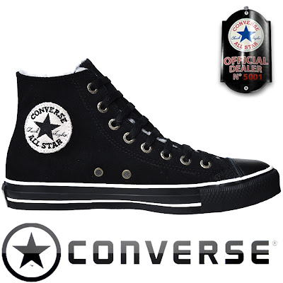 Converse Chuck Taylor All Star Winter Chucks 111517 Leder