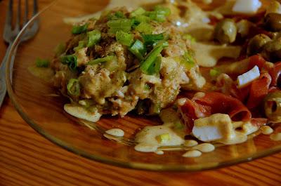 Grown-up Tuna Salad