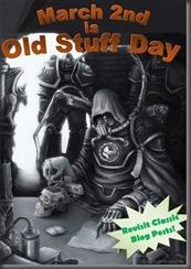 Old Stuff Day Logo