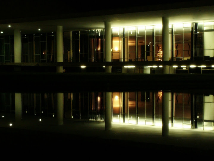 O Reflexo e o Congresso Nacional