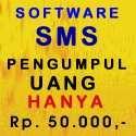 Software SMS pengumpul uang