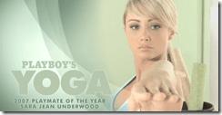 Sara Jean Underwood Playboy Yoga