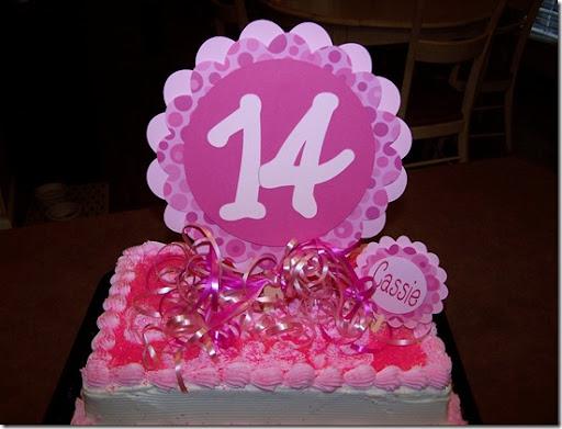 13th Art Girl Birthday Happy Clip