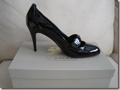 burberry pump