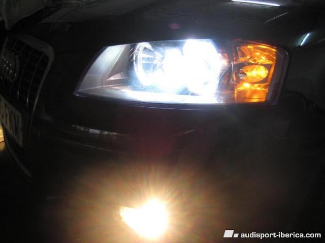 Xenon welldone Audi A3
