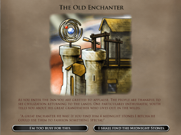 Old Enchanter