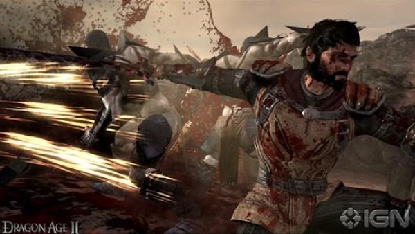 Dragon Age II Screen