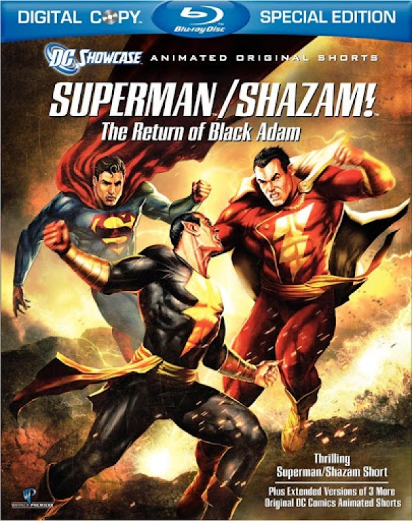 SupermanShazam The Return of Black Adam