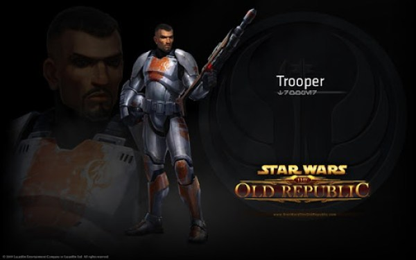 The Old Republic Trooper