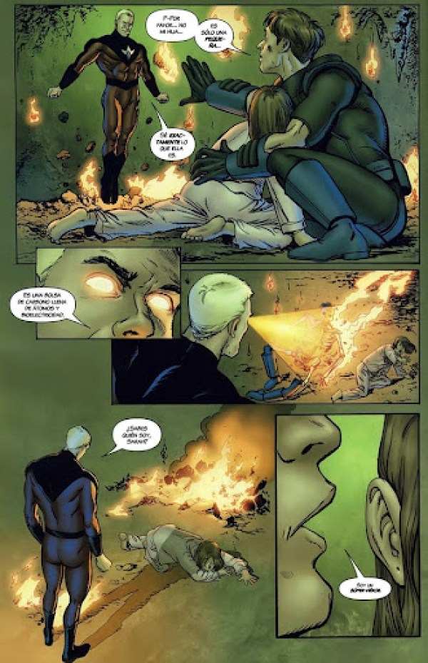 Irredeemable #1 - página 11