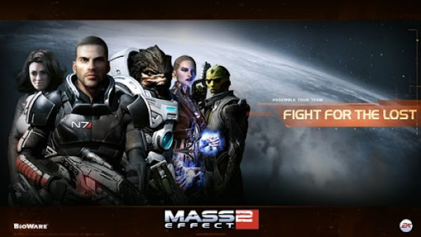 Team Mass Effect