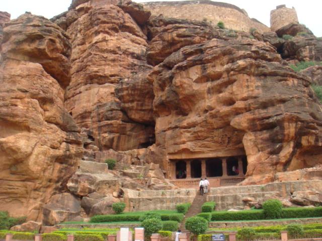 Cave Temple, Badami