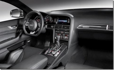 Audi rs6 v10 brasil 2010