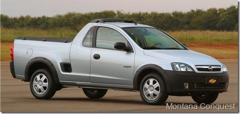 Chevrolet Montana 1.4 Econo.Flex 2008