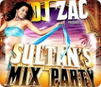 Dj Zac - Sultan's Mix Party
