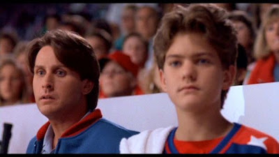 Im a sucker for hockey movies, and the Duck movies are some of my favorites. Charlie Conway is excellent choice!