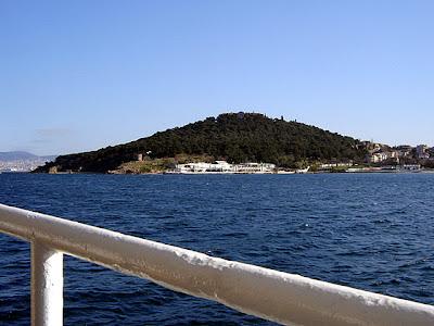 мраморно море истанбул остров хейбелиада
