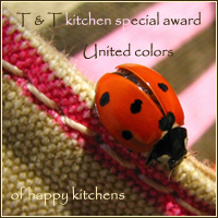 T&T kitchen special award-United colors of happy kitchens