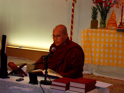 Monks lead 64-hour Prayer for Aung San Suu Kyi