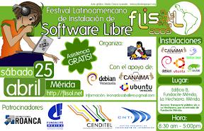 FLISOL 2009 Mérida, Venezuela