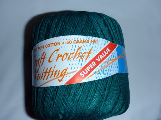 turquoise cotton