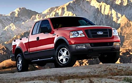 The Ford F  Comes In A Broad Range Of Models Yet They All Seem To Have Nicely Balanced Suspensions That Make Them Enjoyable To Drive And Well Designed