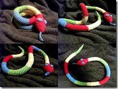Snake Collage